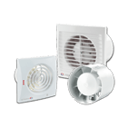 Domovní ventilátory